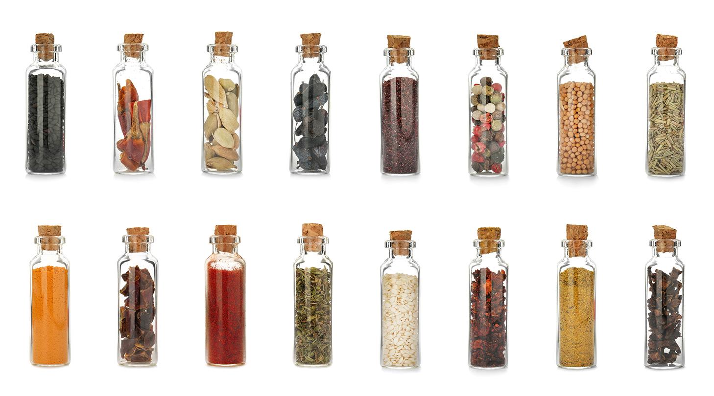 Αρωματικά φυτά - Βότανα - Μπαχαρικά